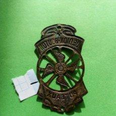 Coches y Motocicletas: CHAPA BICICLETA, . Lote 191065321