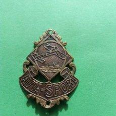 Coches y Motocicletas: CHAPA BICICLETA. Lote 191065695