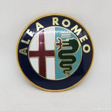 Coches y Motocicletas: LOGOTIPO ALFA ROMEO - CAR169. Lote 191533411