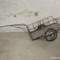 Coches y Motocicletas: ANTIGUO CARRO DE REPARTO, RESCATADO DE ANTIGUA FERRETERIA. Lote 191644831