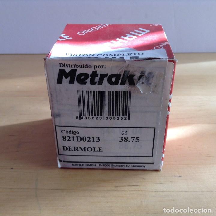 Coches y Motocicletas: Pistón completo Metrakit 38.75.NUEVO. - Foto 2 - 193838982
