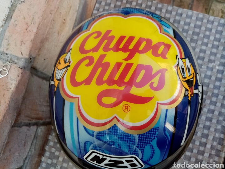 Coches y Motocicletas: Casco de moto chupa chus , T - S : 55-56 - Foto 2 - 193995056