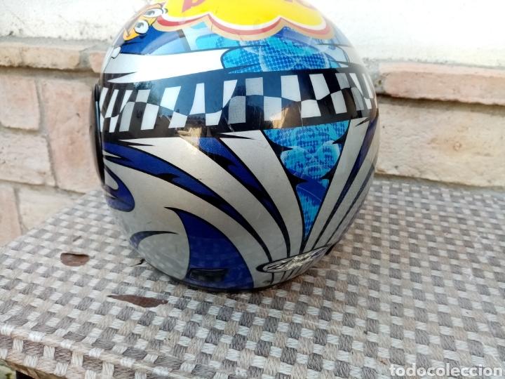 Coches y Motocicletas: Casco de moto chupa chus , T - S : 55-56 - Foto 3 - 193995056