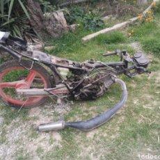 Coches y Motocicletas: HONDA NSR 75,CHASIS CON MOTOR Y VARIOS COMPLEMENTOS. Lote 194317600