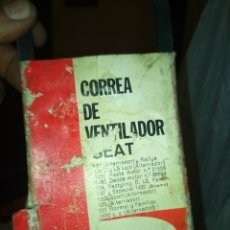 Coches y Motocicletas: CORREA SEAT 127,124,131,. Lote 194670421