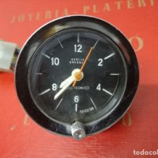 Coches y Motocicletas: RELOJ COCHE ELECTRONICO .VEGLIA BRESSEL.. Lote 195039131