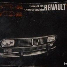 Coches y Motocicletas: RENAUT 12 . Lote 195208040