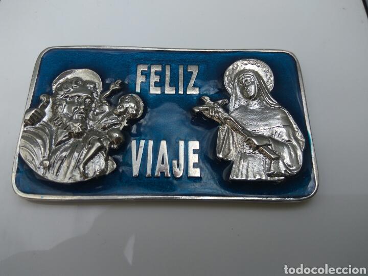 PLACA COCHE VEHÍCULOS CLASICOS SALPICADERO (Coches y Motocicletas - Repuestos y Piezas (antiguos y clásicos))
