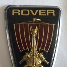 Coches y Motocicletas: ANTIGUA CHAPA COCHE. PLACA LOGO ROVER. . Lote 197588526