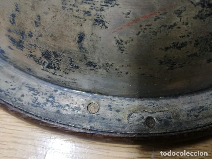 Coches y Motocicletas: GRAN FOCO DE COCHE ANTIGUO 25 CM MUY RARO CERCO MADERA - Foto 5 - 199369506