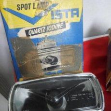 Coches y Motocicletas: FARO BUTLERS LARGA DISTANCIA. Lote 199409011