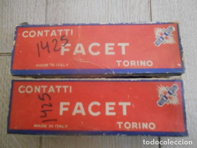 Coches y Motocicletas: 19 PLATINOS KONTACT REF. 1425 SIMCA 1000 DEL 1963 , RENAULT 4 DEL 63 . - Foto 5 - 167558306