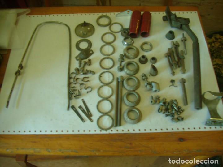 LOTE 3º PIEZAS BICICLETAS CLASICAS (Coches y Motocicletas - Repuestos y Piezas (antiguos y clásicos))