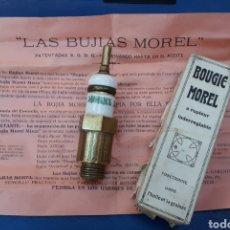 Coches y Motocicletas: BUJÍA MOREL. TYPE 18-150 L.. Lote 205313477
