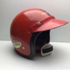 Coches y Motocicletas: CASCO DE MOTO MARCA CLIMAX - FABRICACION ESPAÑOLA. Lote 206468386