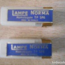Coches y Motocicletas: LÁMPARAS MARCHAL H1 6V 55W. Lote 209836082