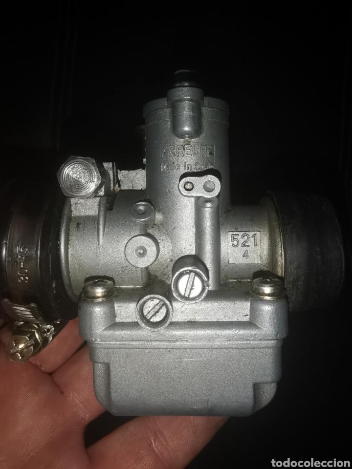 Coches y Motocicletas: Carburador amal-arreche 521/4.con filtro y tobera - Foto 3 - 209875353