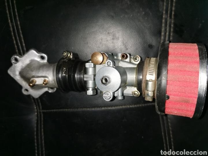 Coches y Motocicletas: Carburador amal-arreche 521/4.con filtro y tobera - Foto 8 - 209875353