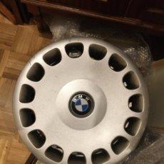 Coches y Motocicletas: TAPACUBOS PARA LLANTA DE 15 PULGADAS BMW E39. Lote 210140216