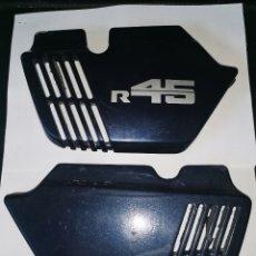 Coches y Motocicletas: TAPAS LATERALES DE MOTO BMW R45. R65. Lote 210590355