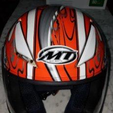 Coches y Motocicletas: CASCO MOTO MT HELMETS REVENGE TALLA XS. Lote 212049973