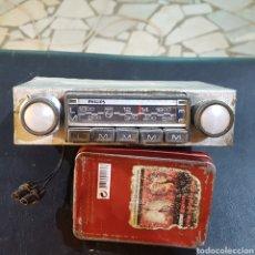 Automobili e Motociclette: ANTIGUO RADIO PHILIPS DE COCHE. Lote 212475277