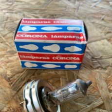 Coches y Motocicletas: LAMPARA. Lote 212539263