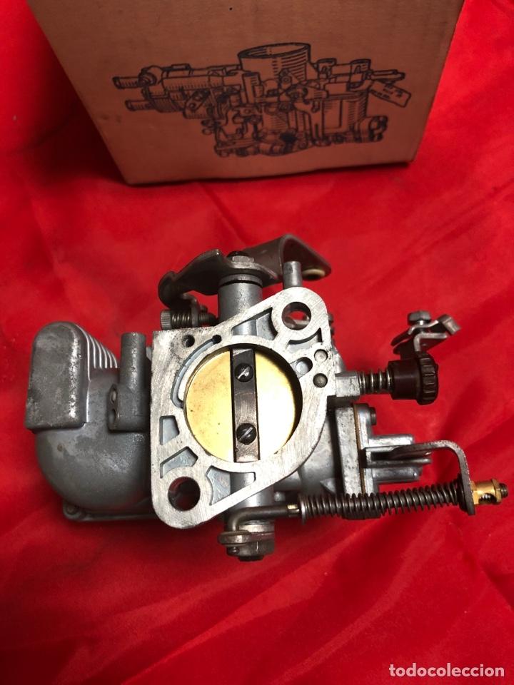 Coches y Motocicletas: CARBURADOR SOLEX- CITROEN AK-400 (reconstruido) - Foto 3 - 213089407