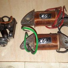 Coches y Motocicletas: BOBINAS SUPER LUZ PARA VESPA. Lote 214270515