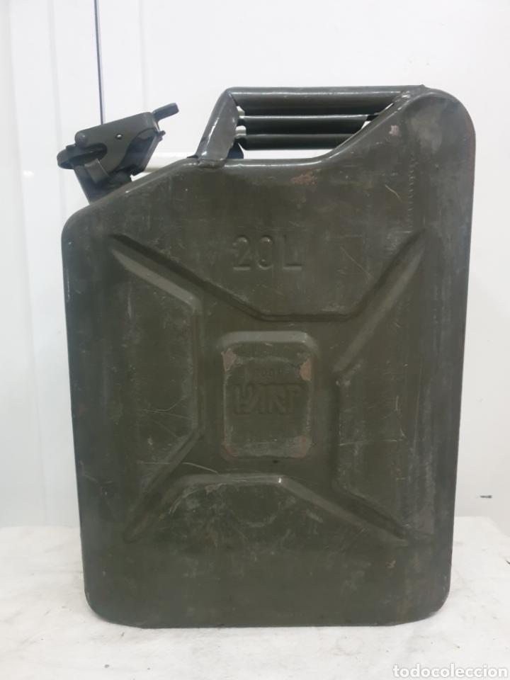 BIDÓN MILITAR 20 L (Coches y Motocicletas - Repuestos y Piezas (antiguos y clásicos))