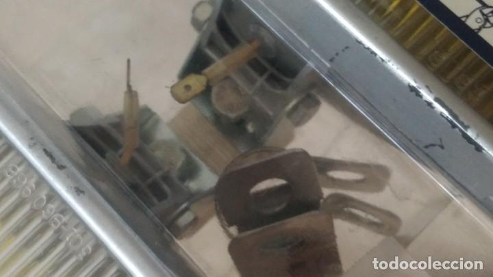 Coches y Motocicletas: Faros antiniebla amarillos optilux años 80 - Foto 3 - 217192216