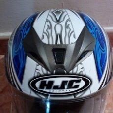 Coches y Motocicletas: CASCO MOTO HJC FG15 DRACO TALLA M (58) 1350 GRAMOS. Lote 217378570