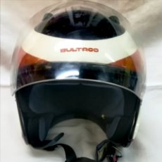 Coches y Motocicletas: CASCO MOTO BULTACO. Lote 217875210