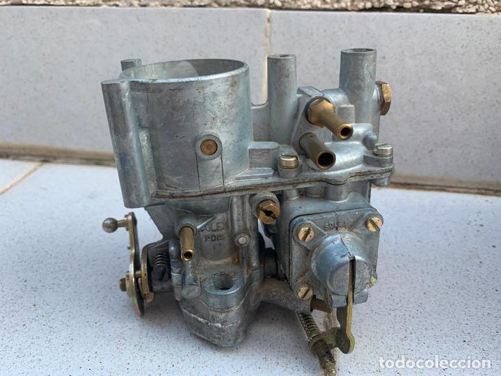 Coches y Motocicletas: CARBURADOR SOLEX 32 PDIS RENAULT 8 - Foto 4 - 218233691