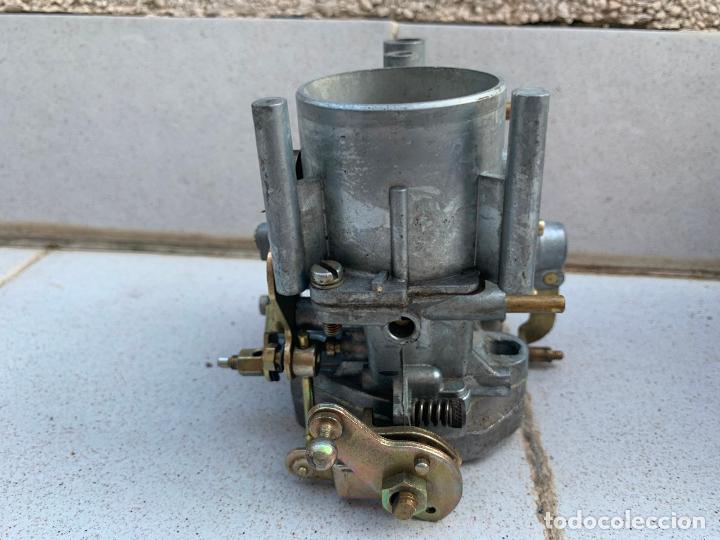 Coches y Motocicletas: CARBURADOR SOLEX 32 PDIS RENAULT 8 - Foto 5 - 218233691