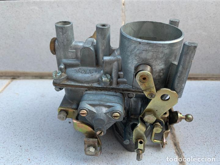 Coches y Motocicletas: CARBURADOR SOLEX 32 PDIS RENAULT 8 - Foto 6 - 218233691