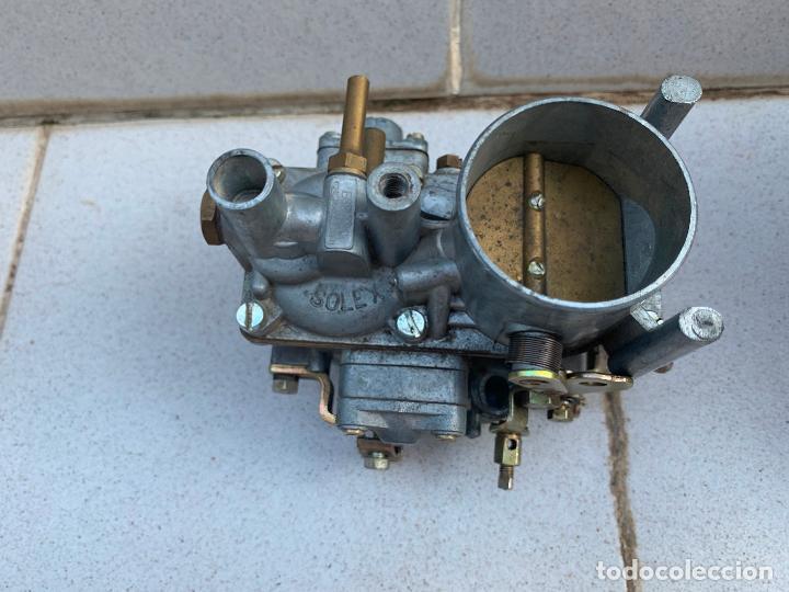 Coches y Motocicletas: CARBURADOR SOLEX 32 PDIS RENAULT 8 - Foto 7 - 218233691