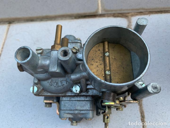 Coches y Motocicletas: CARBURADOR SOLEX 32 PDIS RENAULT 8 - Foto 11 - 218233691