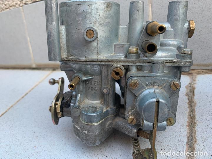 Coches y Motocicletas: CARBURADOR SOLEX 32 PDIS RENAULT 8 - Foto 12 - 218233691