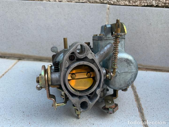 Coches y Motocicletas: CARBURADOR SOLEX 32 PDIS RENAULT 8 - Foto 15 - 218233691