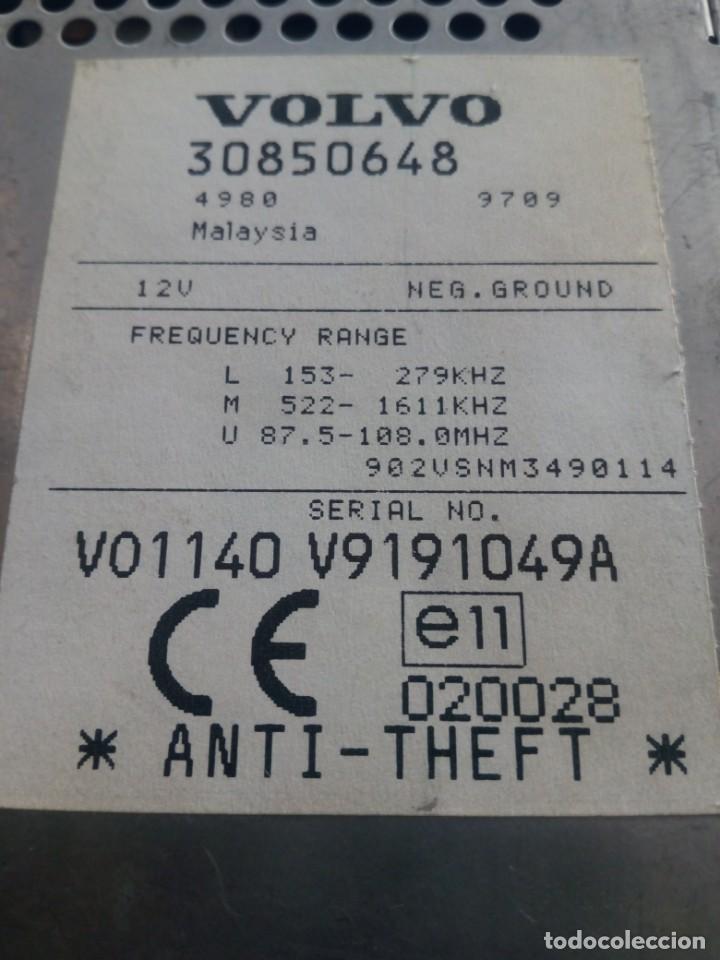 Coches y Motocicletas: Volvo radio CR-902 - Foto 2 - 218478436