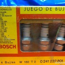 Coches y Motocicletas: JUEGO DE BUJÍAS BOSCH 0241232801. Lote 219209753