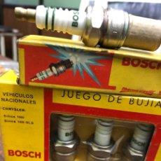 Coches y Motocicletas: BUJÍAS BOSCH W175 T2 - CRYSLER- SIMCA 1000 -SIMCA 1000 GLS. Lote 219314453