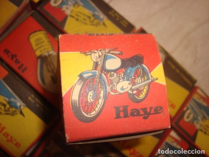 Coches y Motocicletas: lote de 15 bombillas lamparas haye para vehiculo , años 70 vintage - Foto 4 - 219969856