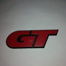 Coches y Motocicletas: LOGOTIPO GT VW POLO. Lote 221816133