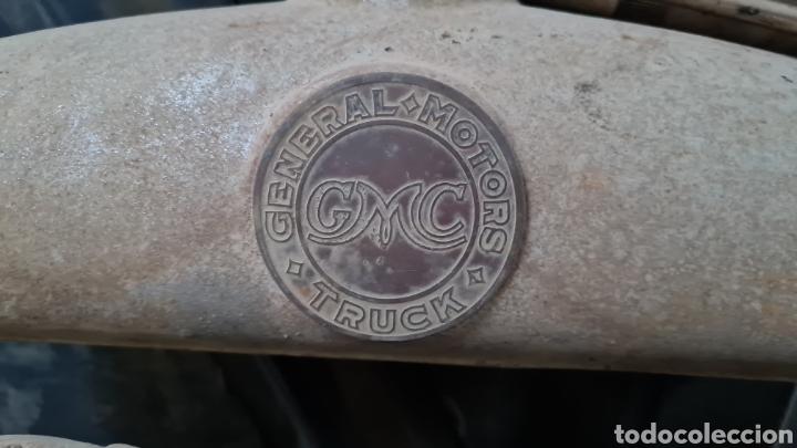 CALANDRA PARA RADIADOR GMC TRUCK GENERAL MOTORS (Coches y Motocicletas - Repuestos y Piezas (antiguos y clásicos))