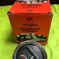 Carros e motociclos: VOLTÍMETRO VEGLIA 468052. Lote 228959075