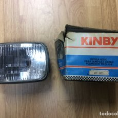 Coches y Motocicletas: FOCO KINBY FAESSA H4 PARA SEAT 127 133 FIAT 126 EN SU CAJA. Lote 230454020