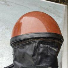 Coches y Motocicletas: CASCO MOTO AÑOS 30-40. Lote 234875260