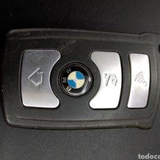 Coches y Motocicletas: LLAVE ORIGINAL BMW SERIE 7 A PARTIR DE 2003. Lote 236296505